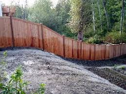6 Cedar Fence Pictures Front Yard Fence Types Of Fences Backyard Fences