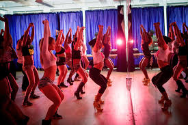a hip swiveling workout that s steamy