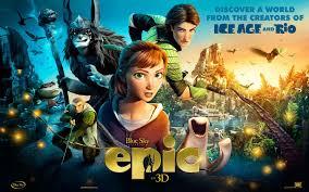 Epic (2013) – Trận Hùng Chiến Của Xứ Sở Lá Cây – Ten Tickers Movie ...