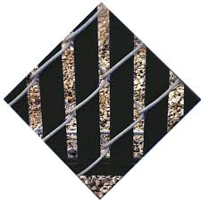 5 Ft H X 0 1 In L 78 Pack Black Chain Link Fence Privacy Slat In The Chain Link Fence Slats Department At Lowes Com