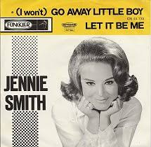 45cat - Jennie Smith - (I Won't) Go Away Little Boy / Let It Be Me -  Funckler - Netherlands - CM 42.735