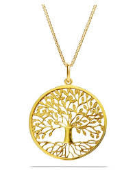 tree of life pendant necklace tree of