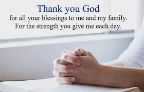 thank you god quotes for everything that you ve done for me