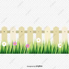 Cute Cartoon Fresh Grass Fences Cartoon Vector Grass Vector Cartoon Png Transparent Clipart Image And Psd File For Free Download