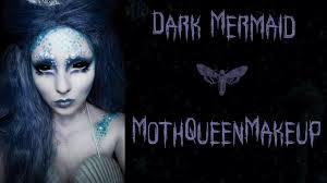dark mermaid siren of the sea