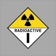 Radioactive Vinyl Decal Sticker Car Window Wall Cornhole Ebay