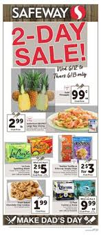 safeway weekly ad father s day jun