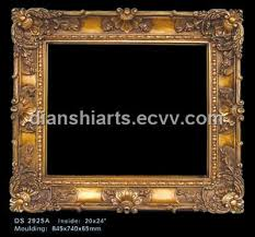 china home wooden frame picture frame