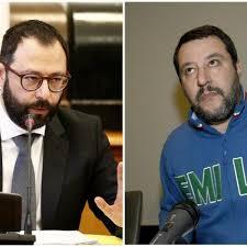 Salvini contro Patuanelli: Su 5G qualcuno pagato da Cina?. Il ...