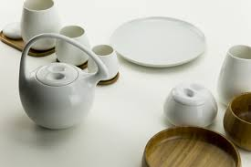 "Tea Set ""Cha"" by Federica Capitani for Rosenthal Studio Line"