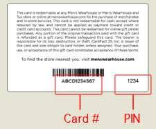 gift cards men s wearhouse