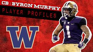 2019 NFL Draft profile: Byron Murphy, Washington   NBC Sports