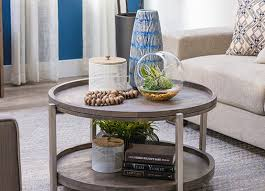 coffee table tabletop decor ideas