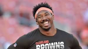 Browns' Myles Garrett could land $25 million per year with new deal  extension: report | Fox News