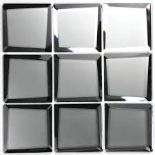 abolos reflections silver beveled deco