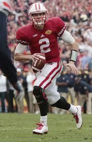 Badgers football: Quarterback Joel Stave finally at ease entering season |  College Football | madison.com