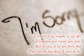 sorry messages for friends greetings com