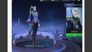 telah muncul bocoran tampilan hero mage assassin terbaru di mobile
