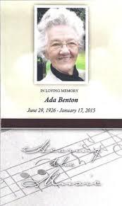 Ada Bennett Benton (1926-2015) - Find A Grave Memorial