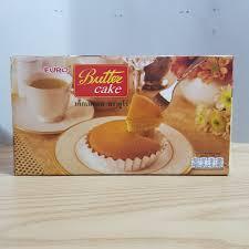 Bánh Bông Lan EURO BUTTER CAKE, Giá tháng 7/2020