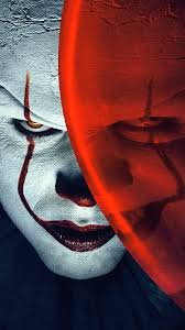 pennywise the clown iphone wallpapers