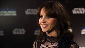 A Star Wars Story's Felicity Jones ...