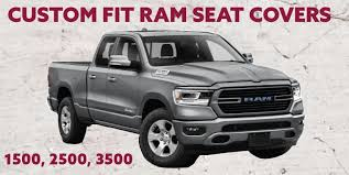 ram seat covers 1500 2500 3500 canvas