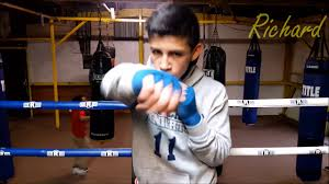 ramos boxing team home here for
