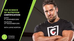 certification with layne norton