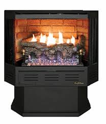 buck stove model 329 vent free gas