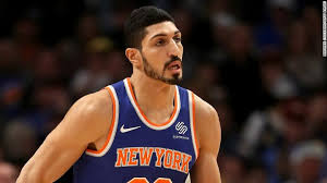 Enes Kanter: New York Knicks center on death threats and safety ...