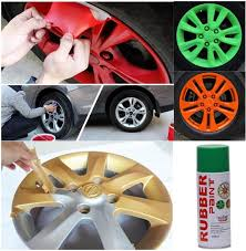 non toxic rubber automotive aerosol
