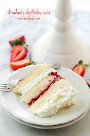 strawberry shortcake cake recipe thood