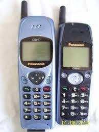 Panasonic G450 and G600 Mobiles