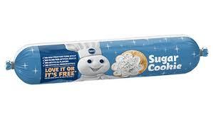 pillsbury sugar refrigerated cookies