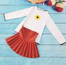 Chân Váy Bé Gái Thời Trang CA06