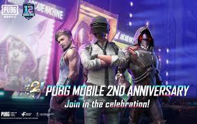 PUBG Mobile Celebrates 2nd Birthday