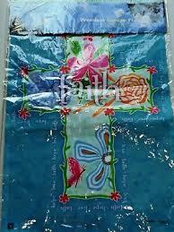 breeze art premium garden flag faith
