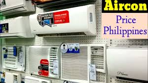 aircon in philippines 2020 you