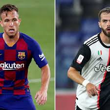 Barcelona exchange Arthur for Miralem Pjanic in deal with Juventus ...
