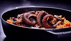 Octopus Recipe & Nutrition