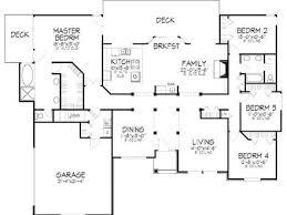 4 bedroom bungalow plan in nigeria