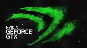 wallpaper engine nvidia logo green
