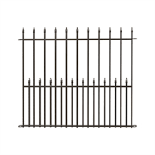 Peak 1200mm No Dig Sheffield Fence Panel Bunnings Warehouse