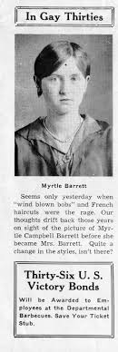 Myrtle Campbell Barrett (1912-2010) - Find A Grave Memorial