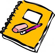 Pencil writing clip art free clipart images 5 - ClipartAndScrap