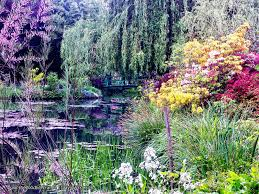 monet s garden giverny photo of the