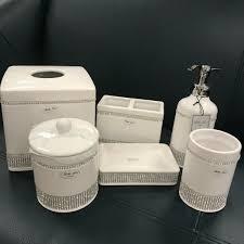 bella lux bathroom accessories home
