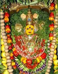 Shakambari Devi Alankaram -... - TemplePurohit.com | Facebook
