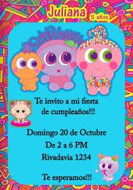 Tarjeta Invitacion Babies Cry Digital Cumpleanos 150 00 En
